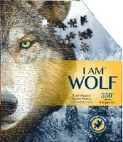 I AM WOLF -  550 Pieces|Madd Capp Puzzles